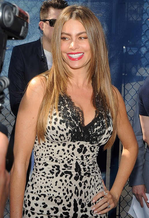 Sofia Vergara Is So Very Beautiful.
