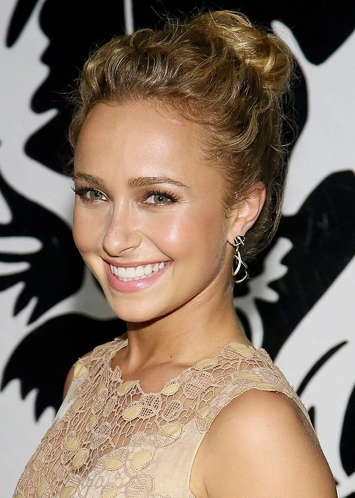 Hayden Panettiere Has The Best Smile In The Business