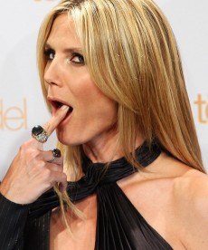 Heidi Klum Attends The Photocall For Germany's Next Top Model