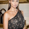 Adriana Lima Looks Beautiful And Classy In New York