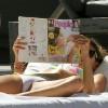 Gorgeous Alessandra Ambrosio Bikini Pics