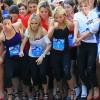 AnnaLynne McCord At The Heel-A-Thon Run