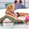 Oh Anna! AnnaLynne McCord In Sexy Pink Bikini