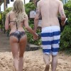 Ashley Tisdale Shows Off Her Killer Beach Body In Hawaii
