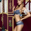 Bar Refaeli In A Stunning Lingerie Shoot