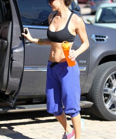 Brooke Burke Has A Killer Body.