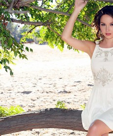 Camilla Luddington Offers Up The Best Photo Shoot I've Seen In A Long Time