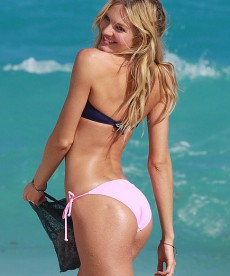 New Bikini Photo Shoot Of Candice Swanepoel