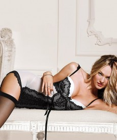 Super Sexy Candice Swanepoel Victoria's Secret Photos
