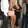 Courtney Stodden Continues Her Slutty Outfit Tradition