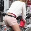 Elsa Pataky Rides Her Bike