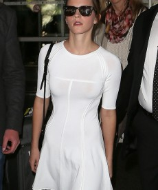 Emma Watson Shows Off Her Body But Stays Classy