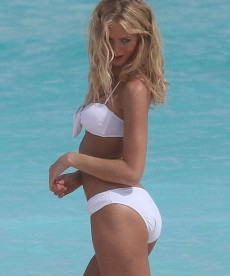 Erin Heatherton Victoria's Secret Bikini Photoshoot
