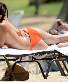 Sexy Eva Longoria Bikini Pics From Puerto Rico