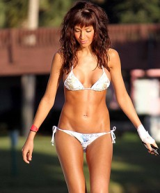 Farrah Abraham Shows Off Her Hot Body