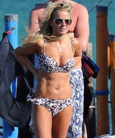 Another Bikini Gallery Of Geri Halliwell