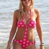 Ilary Blasi In An Unflattering Bathing Suit