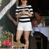 Jennifer Lopez Shows Off Her Legs In West Hollywood