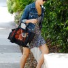 Jessica Alba Out And About In Santa Monica