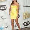 Jessica Alba In A Sexy, Body Hugging Dress