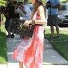 Jessica Alba Smiling In Public?