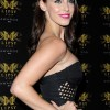 Jessica Lowndes Shows Some Serious Cleavage In London