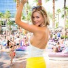 Joanna Krupa Shows Off For The Cameras In Vegas