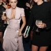 Julianne Hough Parties At The Golden Globes With Brother Derek