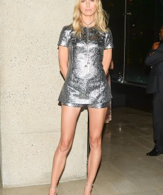 Karolina Kurkova Shows Off Her Killer Legs