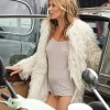 Kate Moss Shows Some Vag In London