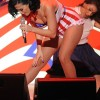Katy Perry Gets Patriotic In Washington.