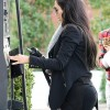 Kim Kardashian Pumps Her Own Gas?