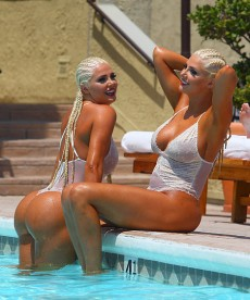 Kristina & Karissa Shannon Are Back