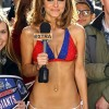 Sexy Maria Menounos Loses A Bet, Dons A Bikini