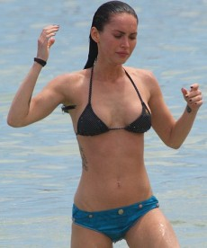 Megan Fox Sizzles In Three Different Bikinis
