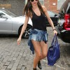 Miranda Kerr In Denim Shorts