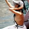 Sexy Nicole Scherzinger Flashes Some Side Boob
