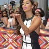 Nicole Scherzinger Wears Black And White, Is Sexy All Over