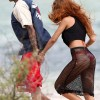 Rihanna And Chris Brown Vacation In Hawaii