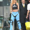 Rihanna Rocks Some Slutz Wear With No Bra