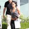 Rihanna Braless Again In West Hollywood