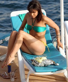 Roxanne Pallett Is A Bit Chilly