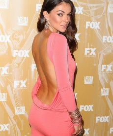 Serinda Swan Shows Some Serious Skin