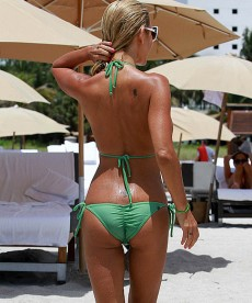 The Voluptuous And Tanned Shauna Sand