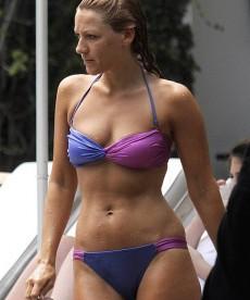 Simone Ballack Flaunts Her Body In A Sexy Bikini