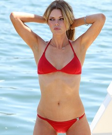 Hot Sophie Monk Photoshoot On A Boat In LA
