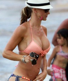 Suzanne Quast Is Busting Out In Hawaii