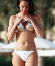 Tulisa Contostavlos Is A Gorgeous Bikini Babe