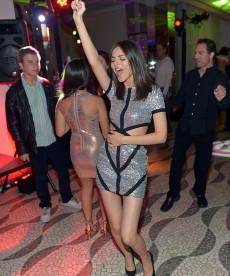 Victoria Justice Celebrates Number 20