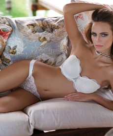 More Super Sexy Xenia Deli Lingerie Shots